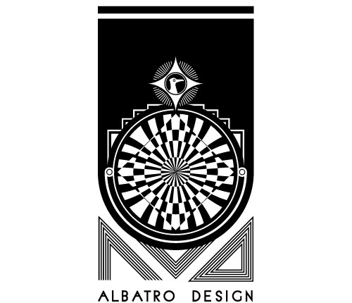 Albatro Design Logo