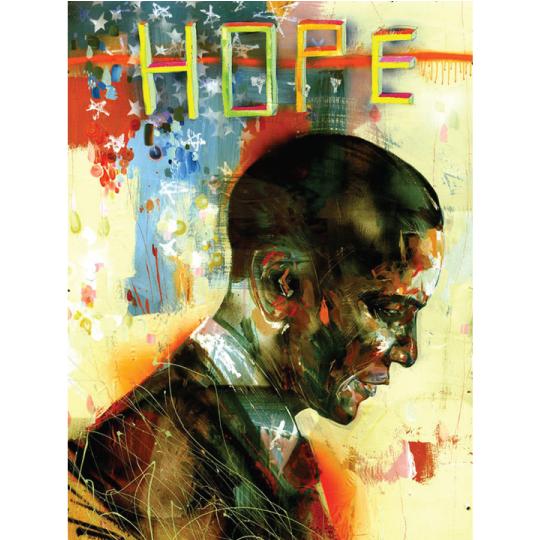 エヴァン・ヒーコックス ストリートアート、浮世絵、木版画まで斬新なタッチのアーティスト